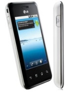 Mobilni telefon LG E720 Optimus Chic white -