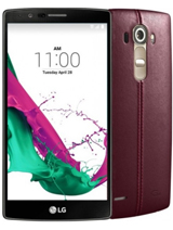 Mobilni telefon LG G4 Leather Red cena 369€