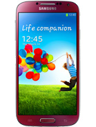 Samsung Galaxy S4 i9505 Red